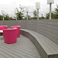 le bois composite trex transcend cho tendance. Black Bedroom Furniture Sets. Home Design Ideas