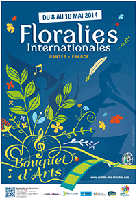 les floralies internationales
