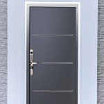 Modern Entrance Interior Door