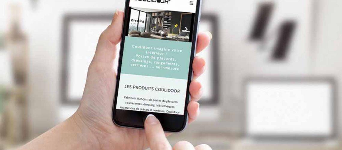 Coulidoor -smartphone