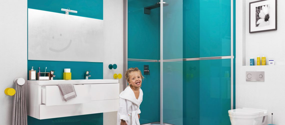 Douche Ilea Colors enfant