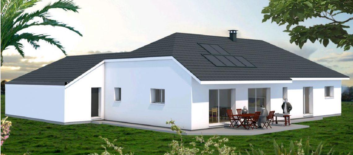 Maison Agena 3D.